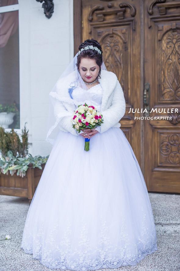 Весілля, організоване за 1 місяць - фото №7
