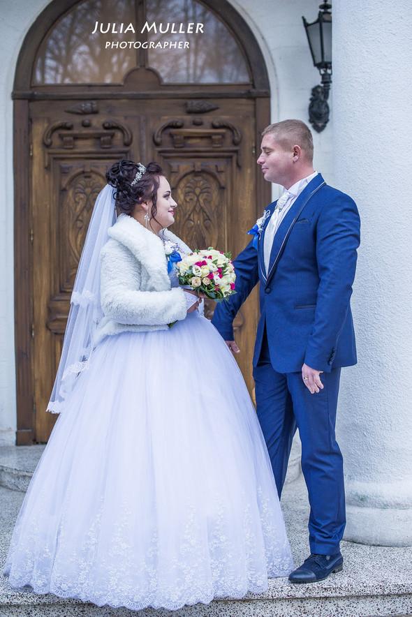 Весілля, організоване за 1 місяць - фото №3