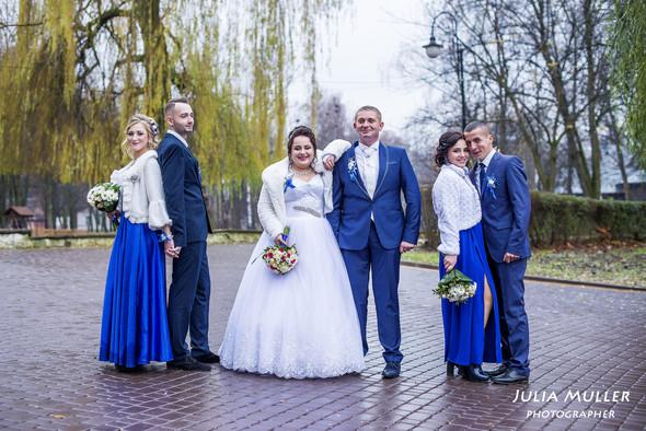 Весілля, організоване за 1 місяць - фото №1