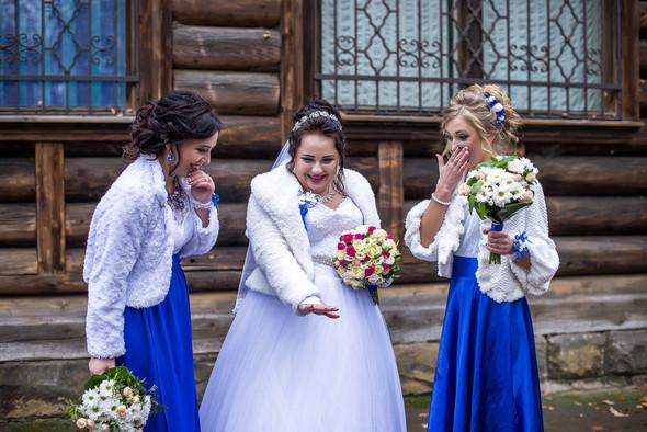 Весілля, організоване за 1 місяць - фото №11