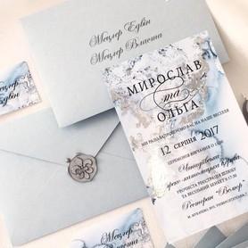 Cute Script - пригласительные на свадьбу в Львове - портфолио 4