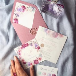 Cute Script - пригласительные на свадьбу в Львове - фото 3