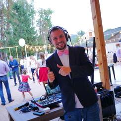 DJ (Ди-джей на свадьбу Винница) DJ Madis - фото 1