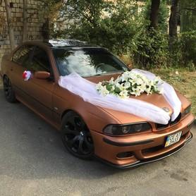 BMW e39 - авто на свадьбу в Черновцах - портфолио 3