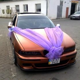 BMW e39 - авто на свадьбу в Черновцах - портфолио 5