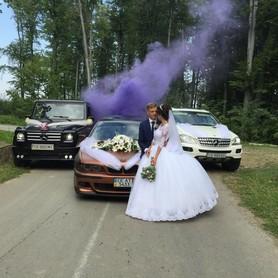 BMW e39 - авто на свадьбу в Черновцах - портфолио 2
