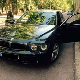 BMW - авто на свадьбу в Николаеве - портфолио 1