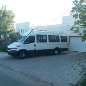 Iveco - авто на свадьбу в Николаеве - портфолио 1