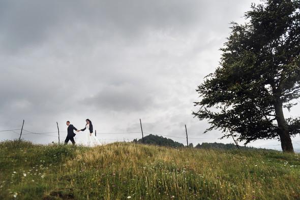 Весільна зйомка в горах для Клюши та Дениса - фото №51