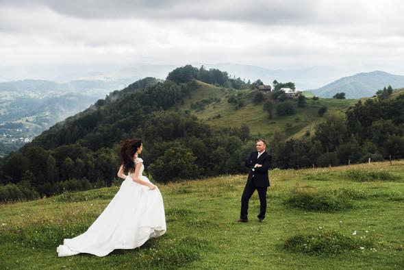 Весільна зйомка в горах для Клюши та Дениса - фото №25