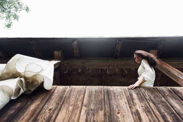 Весільна зйомка в горах для Клюши та Дениса - фото №5
