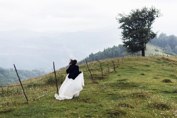 Весільна зйомка в горах для Клюши та Дениса - фото №40