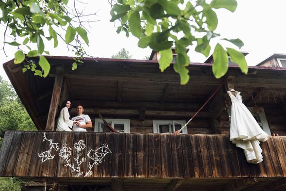 Весільна зйомка в горах для Клюши та Дениса - фото №2