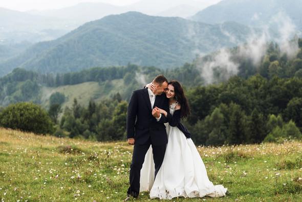 Весільна зйомка в горах для Клюши та Дениса - фото №55