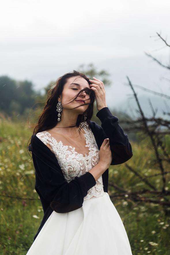 Весільна зйомка в горах для Клюши та Дениса - фото №50