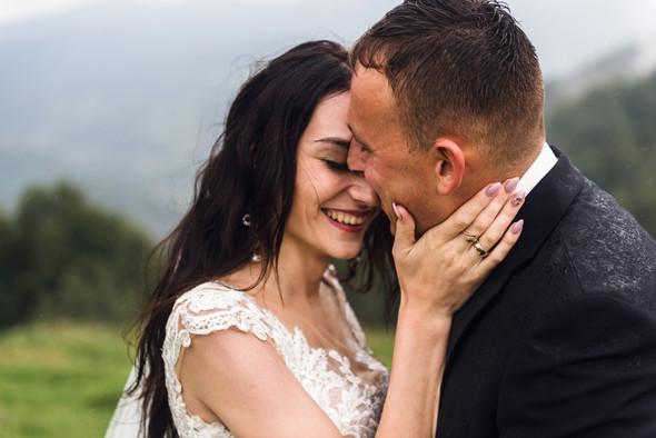 Весільна зйомка в горах для Клюши та Дениса - фото №15
