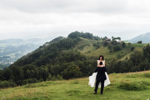 Весільна зйомка в горах для Клюши та Дениса - фото №26