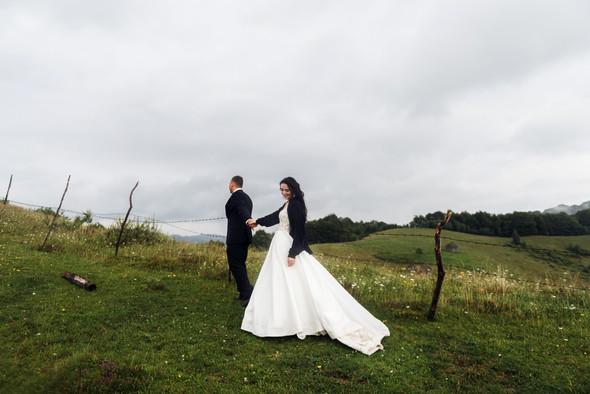 Весільна зйомка в горах для Клюши та Дениса - фото №53