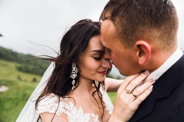 Весільна зйомка в горах для Клюши та Дениса - фото №16