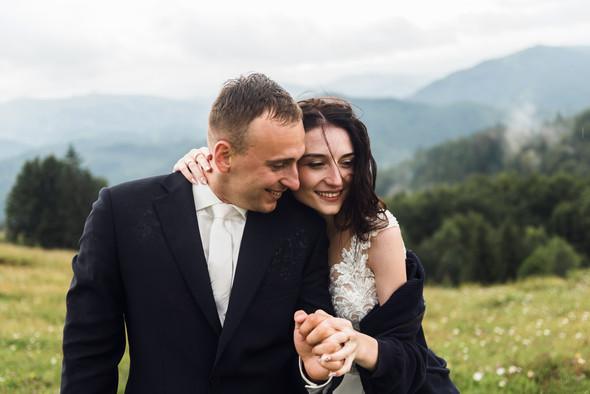 Весільна зйомка в горах для Клюши та Дениса - фото №57
