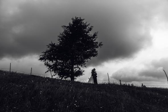 Весільна зйомка в горах для Клюши та Дениса - фото №45