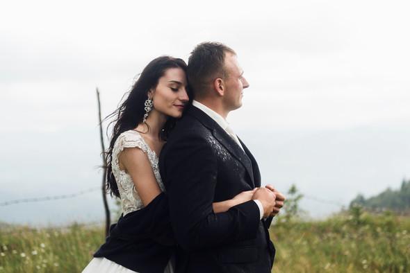 Весільна зйомка в горах для Клюши та Дениса - фото №44