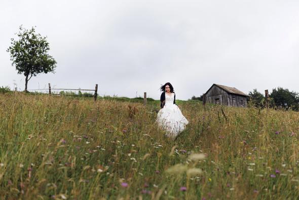 Весільна зйомка в горах для Клюши та Дениса - фото №37