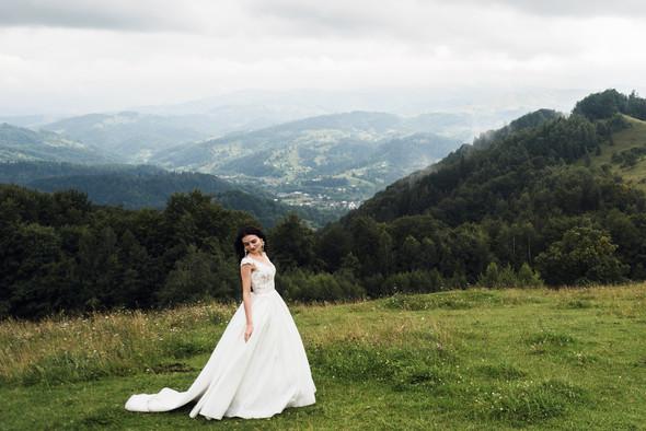 Весільна зйомка в горах для Клюши та Дениса - фото №24