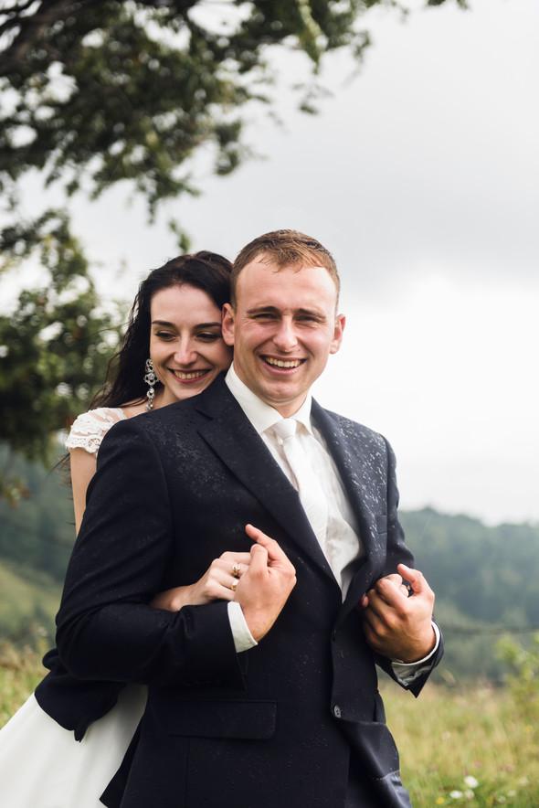 Весільна зйомка в горах для Клюши та Дениса - фото №46