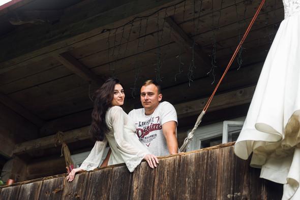 Весільна зйомка в горах для Клюши та Дениса - фото №3