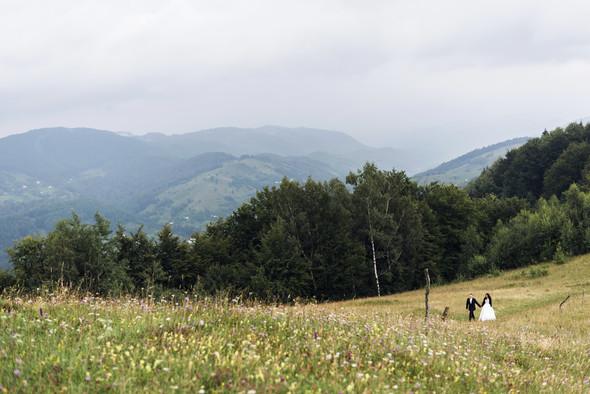 Весільна зйомка в горах для Клюши та Дениса - фото №39