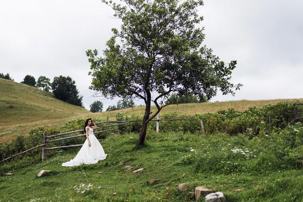 Весільна зйомка в горах для Клюши та Дениса - фото №28