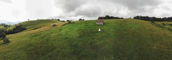 Весільна зйомка в горах для Клюши та Дениса - фото №10
