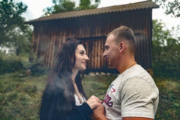 Весільна зйомка в горах для Клюши та Дениса - фото №8