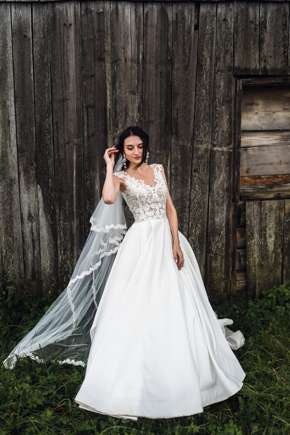 Весільна зйомка в горах для Клюши та Дениса - фото №20