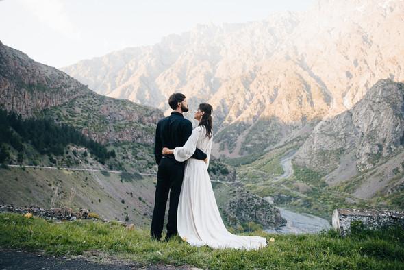 Georgia - a country of mountains... - фото №54