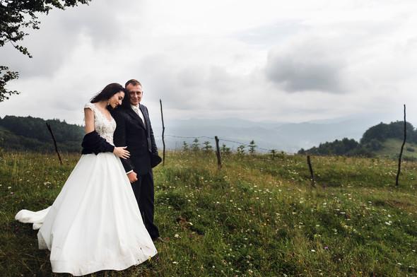 Весільна зйомка в горах для Клюши та Дениса - фото №47