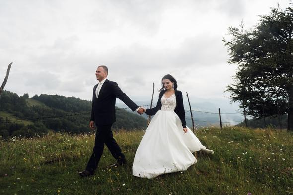 Весільна зйомка в горах для Клюши та Дениса - фото №52