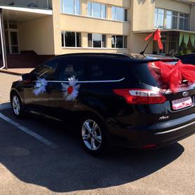 Ford Focus III - авто на свадьбу в Черкассах - портфолио 5