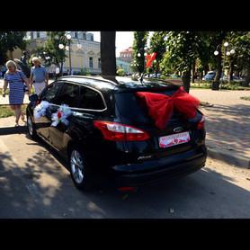 Ford Focus III - авто на свадьбу в Черкассах - портфолио 4