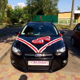 Ford Focus III - авто на свадьбу в Черкассах - портфолио 3