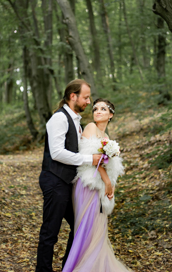 Лесная Свадьба  - фото №49