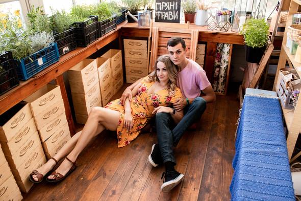 Максим и Катерина - фото №22
