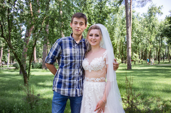Дарья и Владимир - фото №114