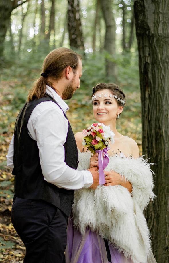 Лесная Свадьба  - фото №54