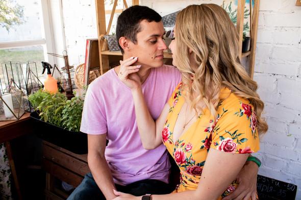 Максим и Катерина - фото №18