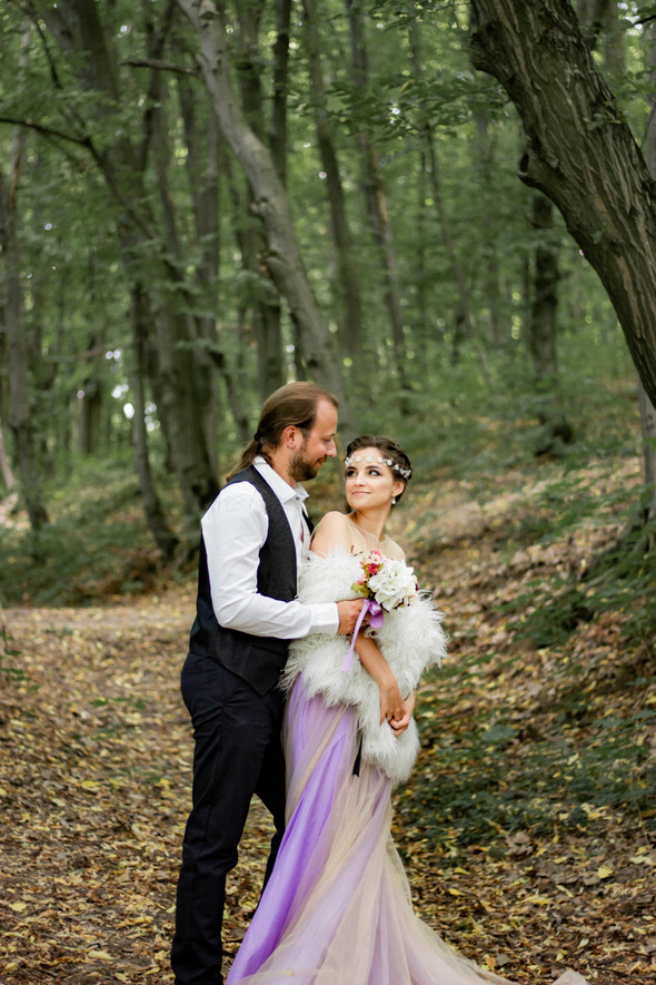Лесная Свадьба  - фото №50
