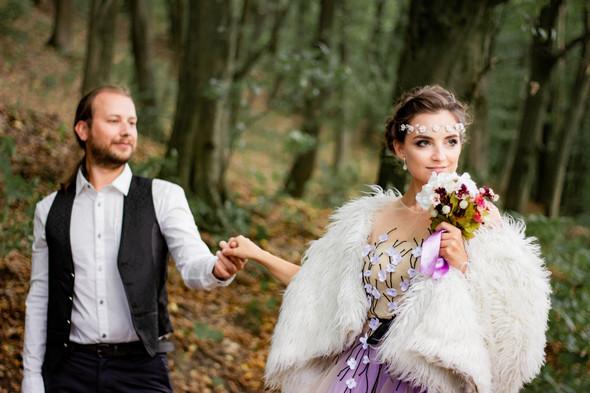 Лесная Свадьба  - фото №2