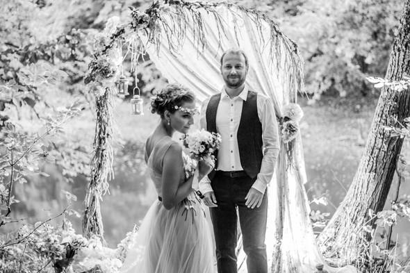 Лесная Свадьба  - фото №27