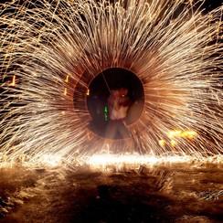 GfS garkusha fire show - артист, шоу в Сумах - фото 3